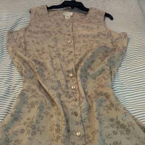 Van Heusen shirt dress